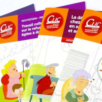 Brochure Association