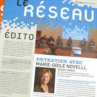 Journaux : Habitat social