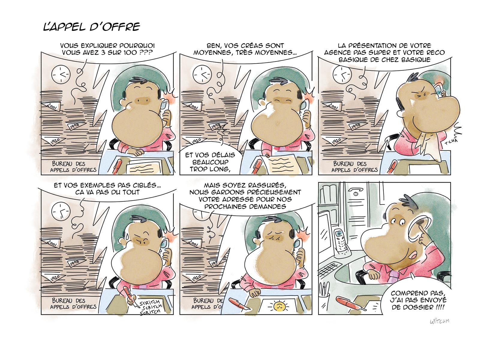 Strip 10 W double v