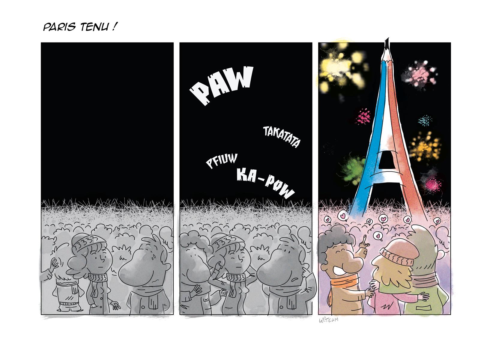 Strip Paris Tenu