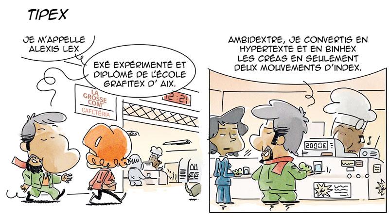 Accueil Strip 22