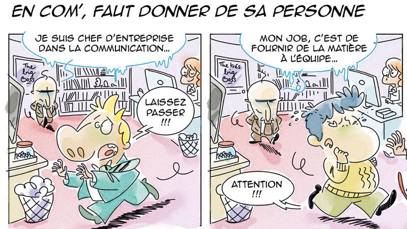 Accueil Strip 23